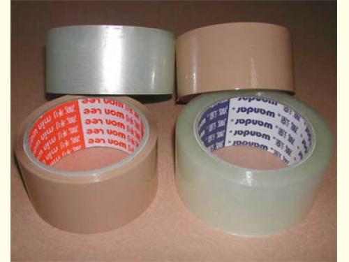 OPP透明封箱膠帶