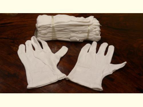 棉質手套及尼龍手套